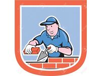 Professional Brick Layer / Plasterer
