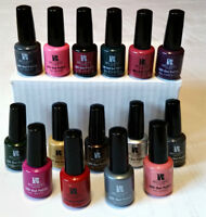 Red Carpet Manicure Gel Nail Polishes, 15 Bottles - BRAND NEW!