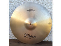Zildjian Avedis Medium Thin crash 18""
