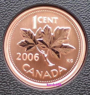 2006 P SPECIMEN STRIKE 1 CENT   MAGNETIC