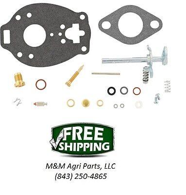 Carburetor Kit Case Ih 200 300 400 430 440 Tractor Tsx 680 804 936 937 957 Carb