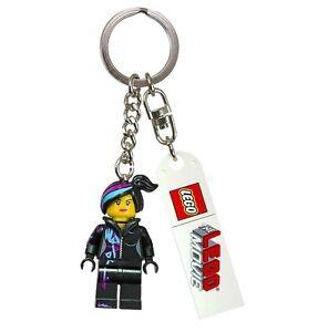 Lego Movie WYLDSTYLE Wildstyle Wild Style Minifig Key Chain Keychain xmas gift