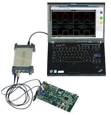 Hantek 6022be Digital Oscilloscope Car Automotive Usb 48msas Pc Based 2ch 20mhz
