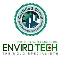 Certified Mold Removal/ Remediation
