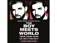 2 Drake Standing Tickets 14th February o2 Arena £140 each
