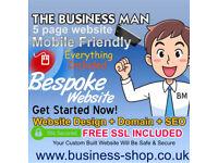 Website design service United Kingdom London Fife