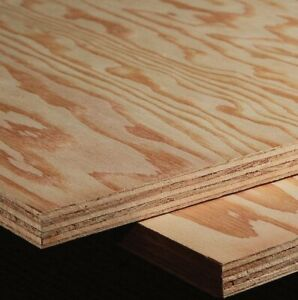 Very thick Plywood for construction/renovation project