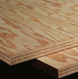 """Plywood heavy duty 4.5ft*3.7ft with 1 & 1/2""""  good for any projt"""