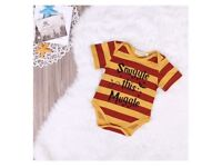 Brand New Baby Clothes (Boys and Girls Babygrow Onesies)