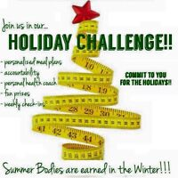 Lose weight now! Bikini bodies are made in winter time!