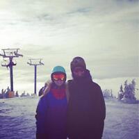 Snowboarding Social at Springhill Winter Park!