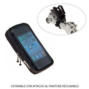 Porta-Cellulare-IPHONE-Bici-CORDURA-PHONE-BAG-CORDURA
