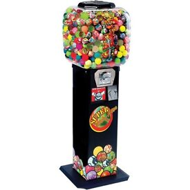Wanted Bounce -A- Roo vending machines, working or not. Best prices paid depending on condition.