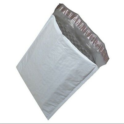 500pcs 0000 4x6 Poly Bubble Padded Mailers Envelopes Bags With Self Adhesive
