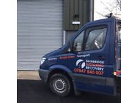 24/7 VEHICLE BREAKDOWN / RECOVERY / TRANSPORT / ACCIDENTS / FLAT TYRE / NON RUNNER / MOT FAIL