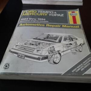 Haynes Automotive Repair Manual