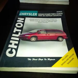 Chilton 20302 Auto Repair Manual