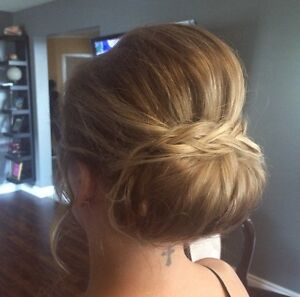 Hairstylist for your wedding day Stratford Kitchener Area image 8