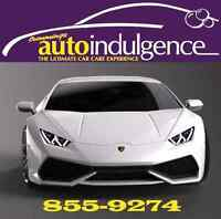 Get your car cleaned up for the winter!