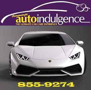 IT'S TIME TO GET YOUR CAR CLEANED UP!