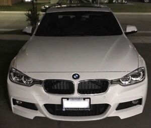 BMW 330 xdrive m-sport lease takeover