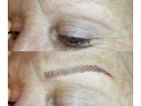 Qualified Microblading specialist