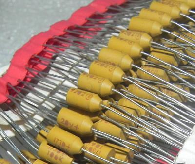 20v10uf Axial Tantalum Electrolytic Capacitor Hifi Audio Capacitors