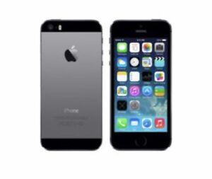 iPhone noir 5s