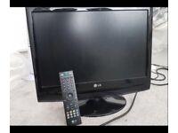 "19"" LG Digital LED TV/ PC Monitor"