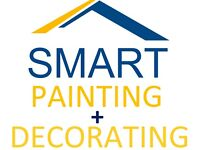 SMART PAINTING + DECORATING SERVICES LONDON < AFFORDABLE PAINTER >