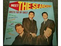 THE SEARCHERS: VINYL ALBUM