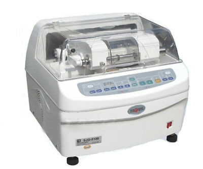 Sjg-5100 Optical Automatic Lens Edger Glcr Lens Grinding Machine 110v