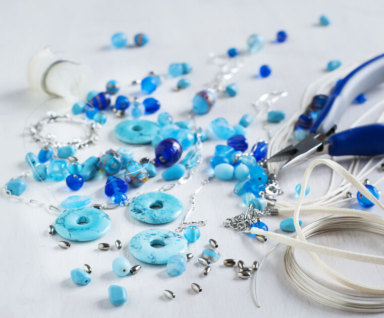 Craft Ideas with Hot Fix Beads