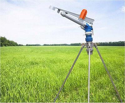 1.5 Alloy 360adjustable Impact Sprinkler Gun Water Irrigation Lawn Spray Gun X