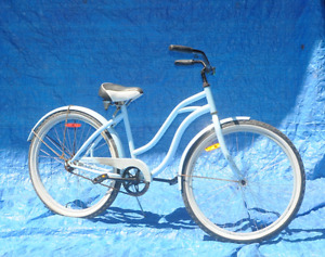 Heavens Bicycle Shop has a selection of bicycles between $40-$65