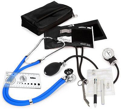 Prestige Medical Aneroid Sphygmomanometer Sprague-rappaport Nurse Kit A5