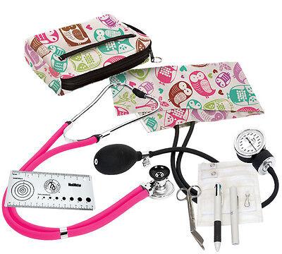 Prestige Medical Bp Aneroid Sphygmomanometer Sprague-rappaport Nurse Kit A5