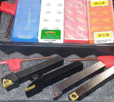 New 58 Bench Top Lathe Tool Set South Bend Mini Lathe Cnc Emco Lathes