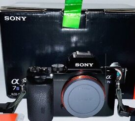 SONY A7s CAMERA BODY FOR SALE - BOXED - ILCE-A7S