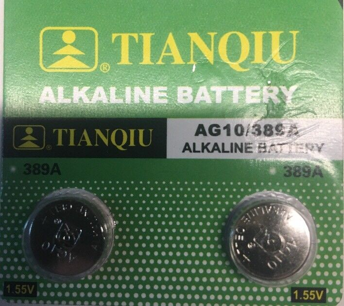 Ag10-2 Tianqiu Lr1130 Lr54 Sr1130 Sr1130w Ship From Usa. Exp. 2021