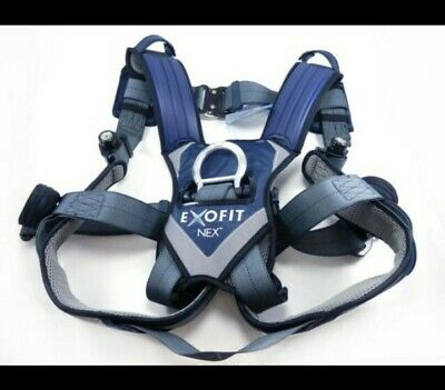 Used Dbi Sala Exofit Nex Vest-style Safety Fall Protection Read Add Harness
