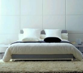 Ligne Roset designer luxury bed