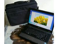 Dell Latitude E5510 + Laptop Bag