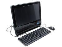 """Asus Eee ET1610PT all-in-one PC Desktop 15.6"""" Atom D410 1.66GHz 2GB 160GB"""