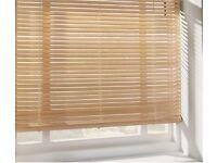 Natural Wooden Style Venetian Blind