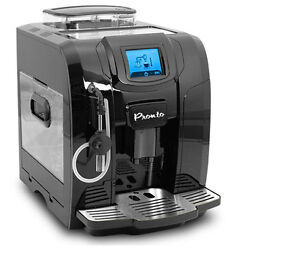 NEW PRONTO ME12 FULLY AUTOMATIC COFFEE CUPPUCCINO ESPRESSO MACHINE RRP $1800