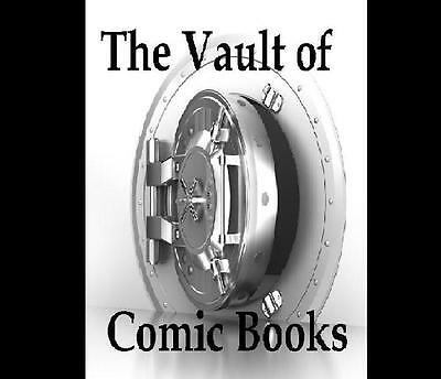 The Vault of Comic Books