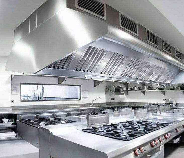 How To Clean Restaurant Kitchen Hoods