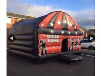 Chaos castle bouncy castle hire Manchester