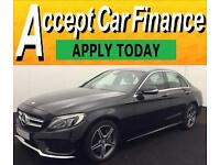 Mercedes-Benz C250 AMG Line FROM £119 PER WEEK!